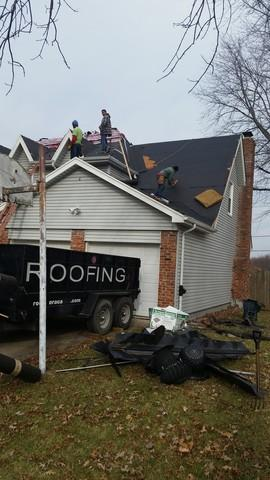 Roof & Gutter Replacement in Olathe, KS