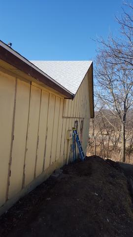 Siding Repair & Installation in Lenexa, KS
