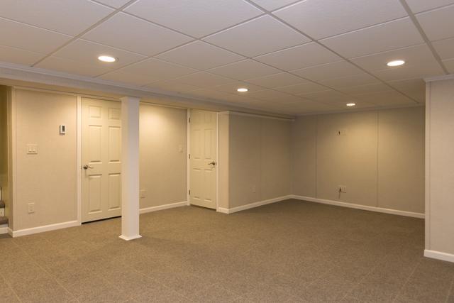 Total basement finishing in Wethersfield