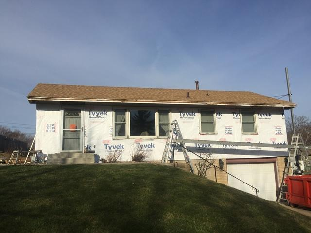 House Facelift in Crystal, MN