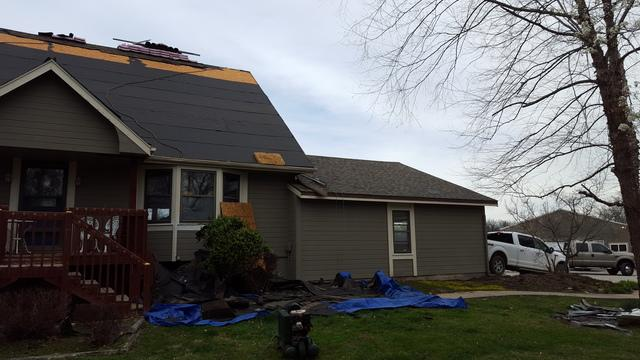 Roof & Gutter Replacement in Pleasant Hill, KS