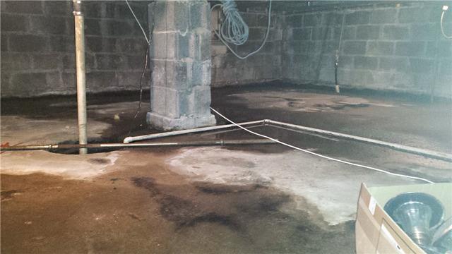 Dry Guys Saved My Life! Waterproofing in Pennsville, NJ