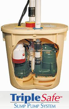 Sump Pump Replaced in Mill Creek Home
