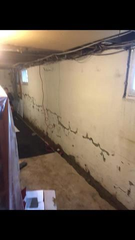 Basment Water Damage in Radnor, PA