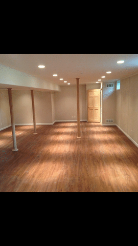 Basement Finishing in Princeton, NJ.