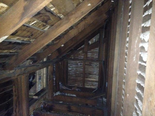 Bad Attic Insulation Causes Uneven Temps -Zionsville, IN