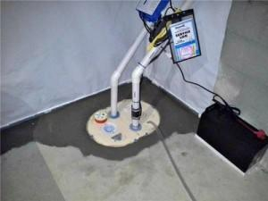 Basement Waterproofing in Washington Crossing, PA