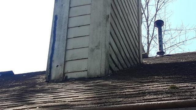 Wood Chimney Repair in...