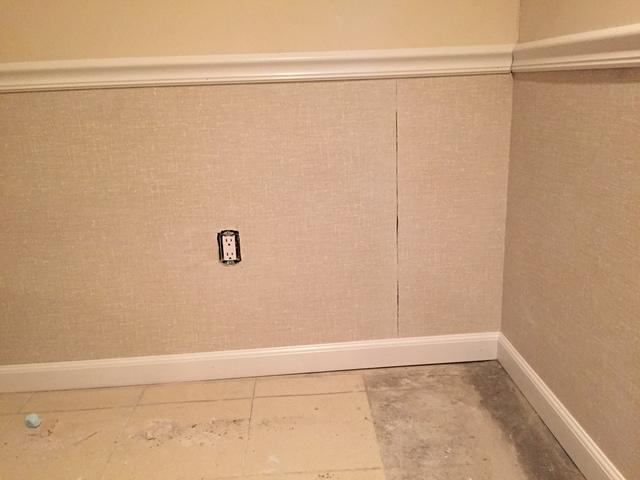 EverLast Half Wall Installation in Richboro, PA