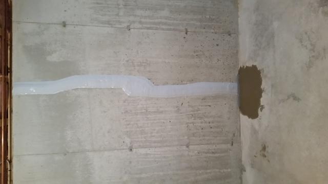 FlexiSpan Crack Repair in East Bridgewater