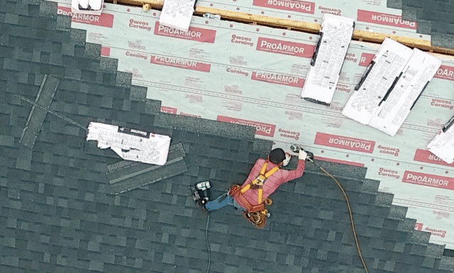 The Santa Klaus Project: Donating a Roof in Cheshire, CT