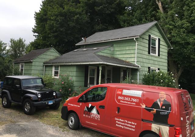 Better Roof Ventilation in Bristol, CT