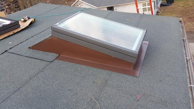 Custom Skylight Installation in Plantsville, CT