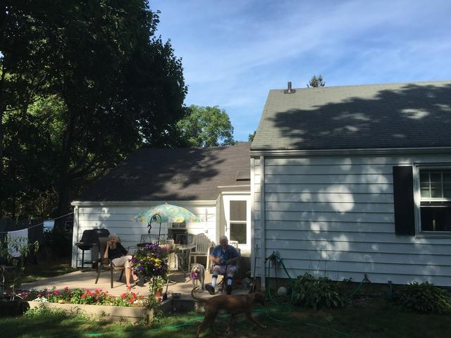 Donating a Roof to a WWII Veteran in Westport, CT