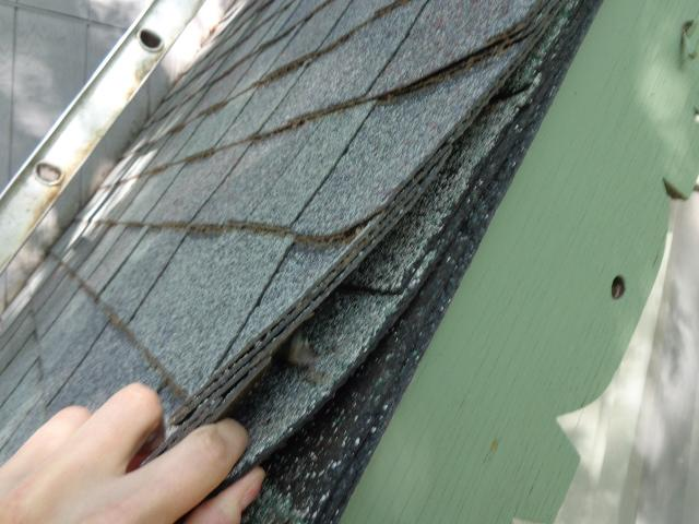 Two Layers of Shingles on Marthasville, MO Roof