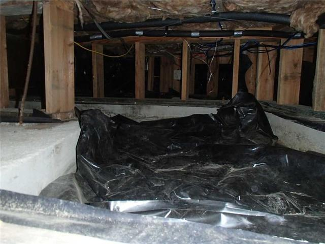 Preventing Moisture Related Damage in Clinton Home