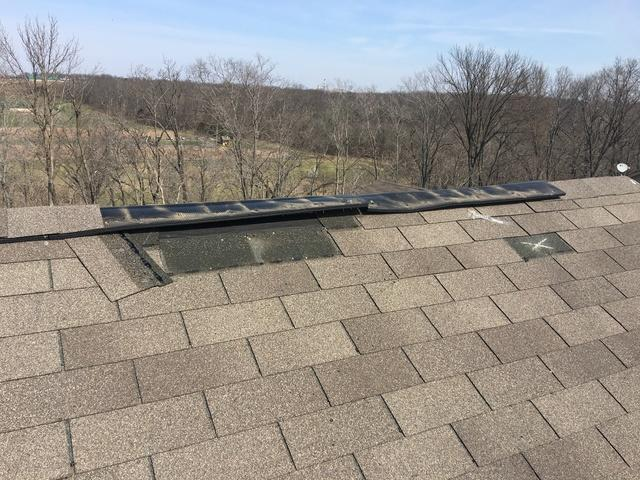 Roofing Wind Damage Repair in Wentzville, MO