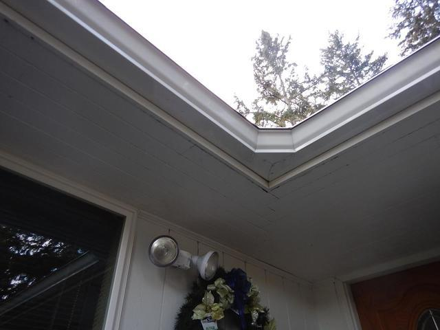 Replacing LeafFilter with MasterShield Gutter Guard