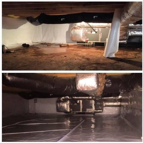 Foundation and Crawl Space Repair in Ardmore, PA