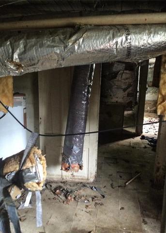 Waterproofing a Basement in Maysville, NC