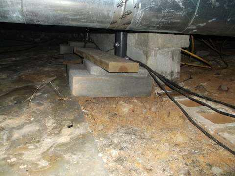 Step-by-Step Crawl Space Encapsulation in Clinton, SC