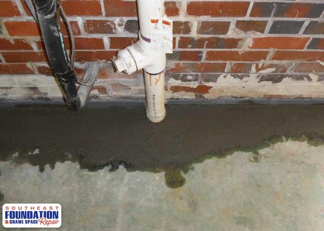 Waterproofing a Spare Room in Fiarfield, NC
