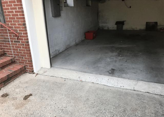 Installing TrenchDrain in Scranton, NC
