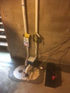 Sump Pump Replacement in Amherst, MA