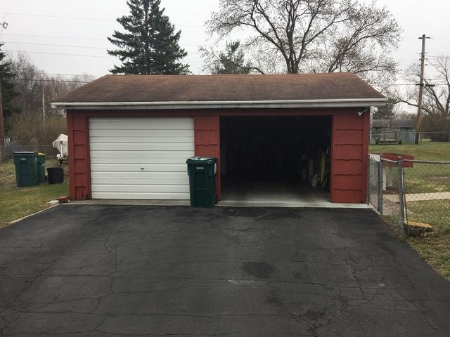 Siding Replacement for Garage in Farmington, MN