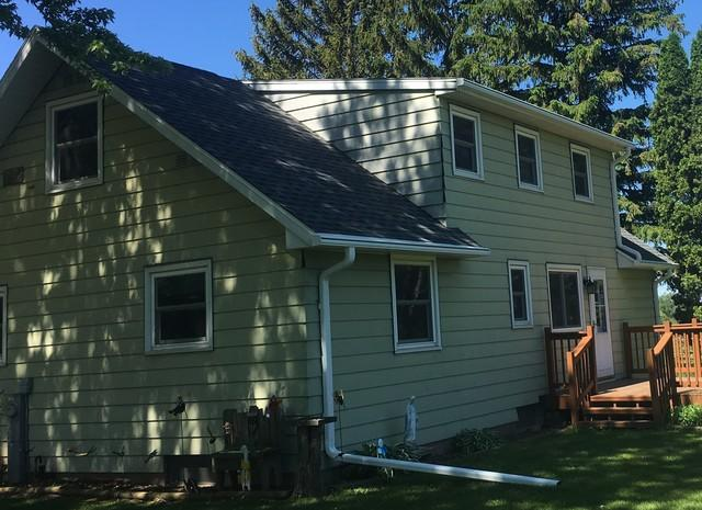 Homeowner in Black Creek, WI Needs Both Roof and Gutters