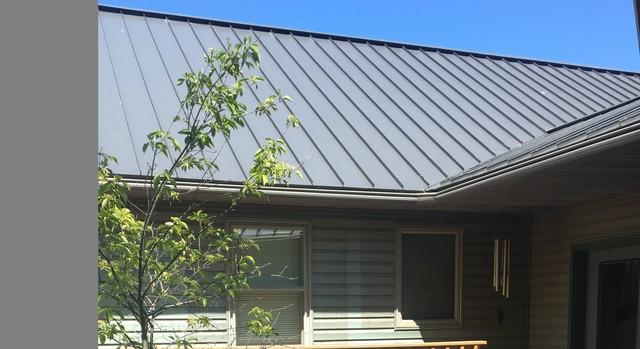 Homeowner with Metal Roof is Looking for Compatible Gutters