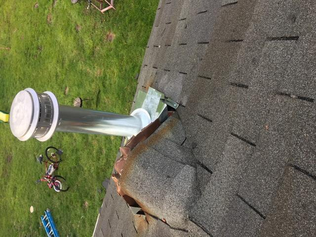 Leaking Roof in Warrenton Gets Fixed the Right Way