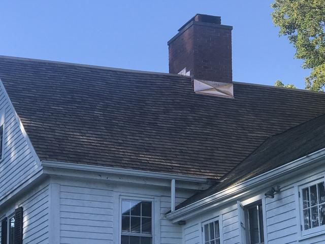 Cedar Roof Replacement in Roxbury, CT