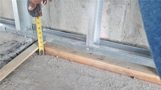 Sinking Concrete Slabs in Warehouse