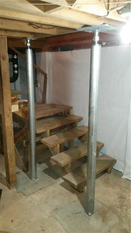 Basement Waterproofing, Crawlspace Encapsulation and Structural Repair in C...