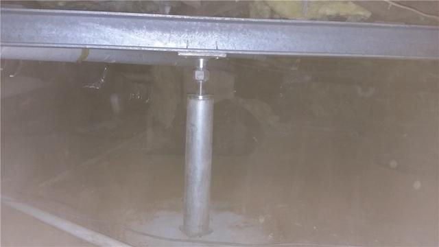Crawlspace Structural Repair in Concord, NC