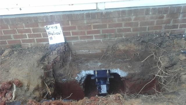 Foundation Repair in Concord, NC
