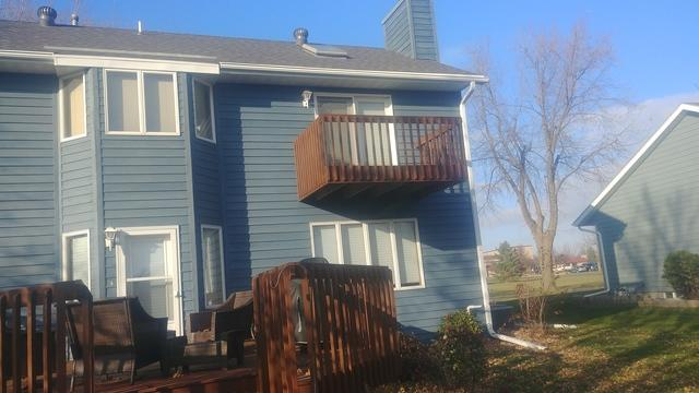 2017 Gutter Installation Completed Worthington, Minnesota.