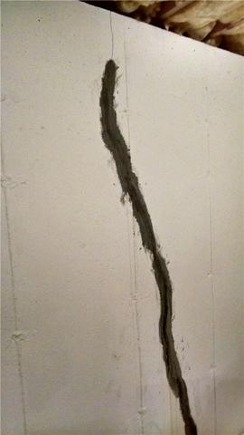 Wall Crack Repair in Guilderland, NY