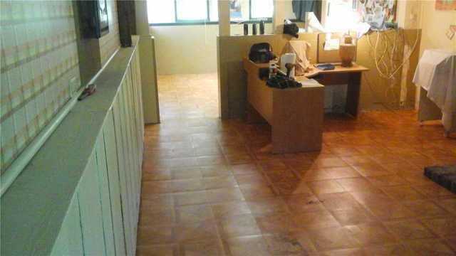 A New Basement Floor in Broadalbin, NY