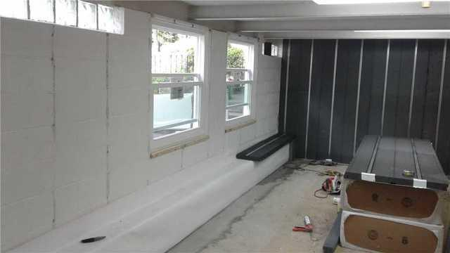 New Basement Walls in Schenectady, NY