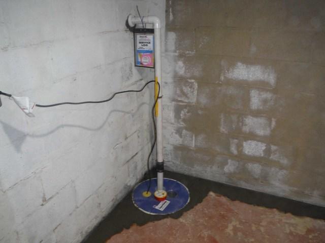 Installing Waterguard in Fayetteville, NC