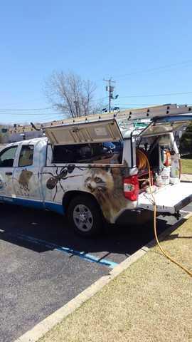 Termites Found in Bayville, NJ Garage