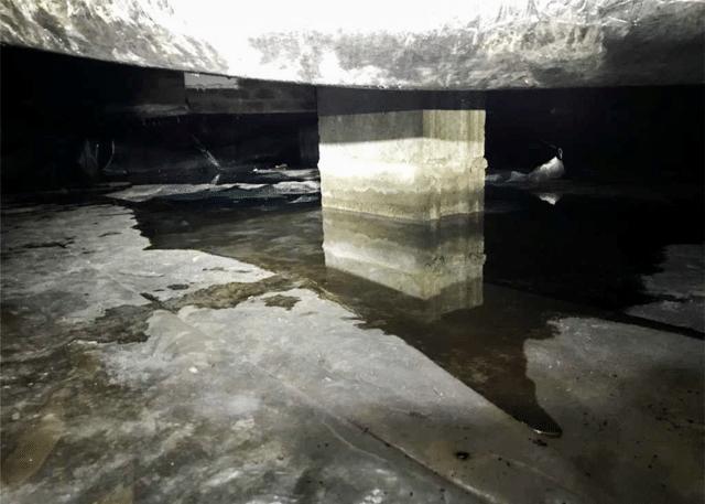 Jacksonville, NC CleanSpace Crawl Space Encapsulation