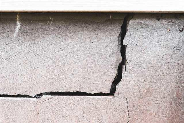 Foundation Crack Repaired in Bridgewater, NJ