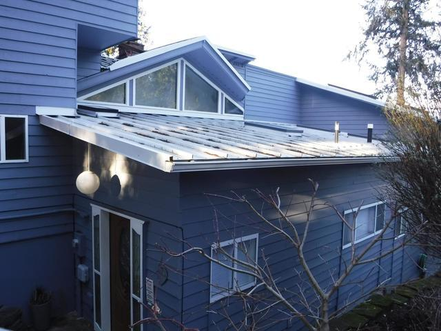 Lake Tapps, WA home with metal roof gets much needed MasterShield
