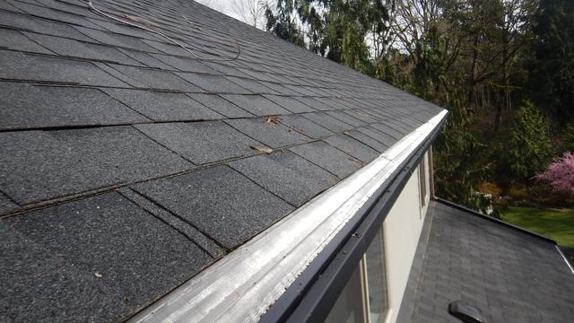 Mastershield Gutter Protection System In Edgewood Wa
