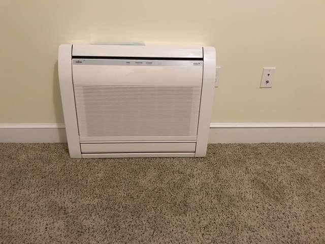 Heat pump install in East Bridgewater