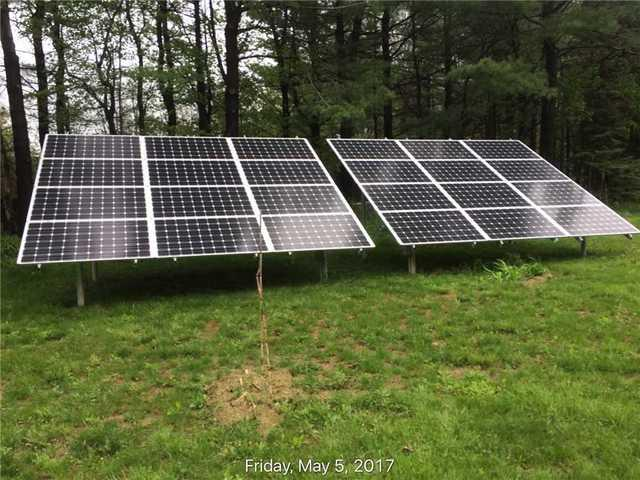 Home Outfitted with Solar and a Standby Generator in Ithaca, NY