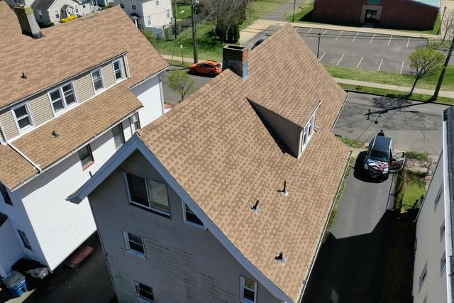 Roof Replacement in Brookfield, CT